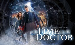 Day and Time of the Doctor (SPOILERS!)