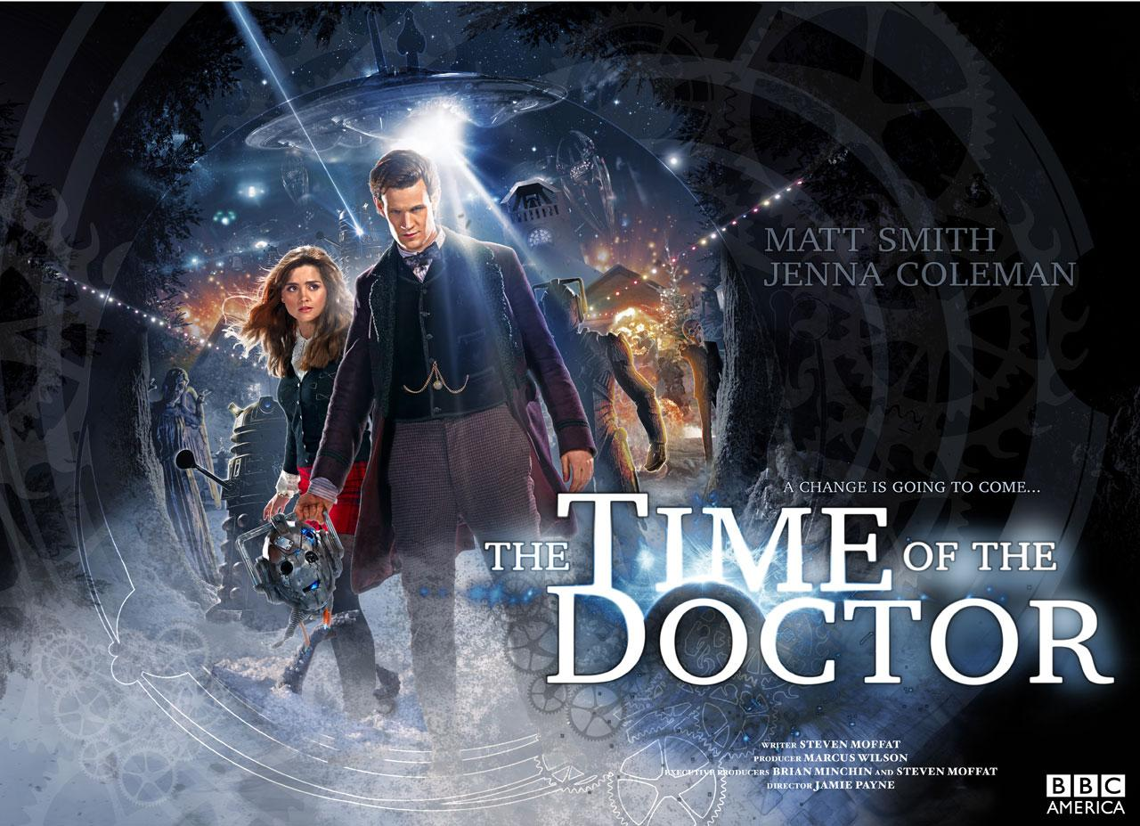 Doctor Time! Grab your Companions!