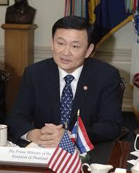 Thaksin Shinawatra, former Prime Minister.  Like mint jelly.